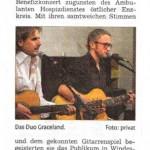 Graceland_Mühlacker_Tagblatt_141106